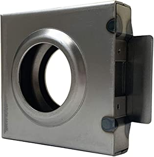 OASIS Gate Lock Box Single Hole 4-1/2