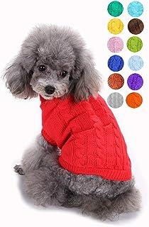 Chborchicen Small Dog Sweaters