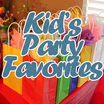 Kids Party Favourites