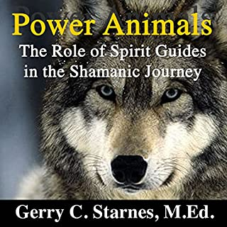 Power Animals audiobook cover art