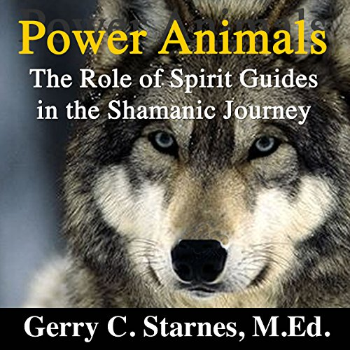 Power Animals audiobook cover art
