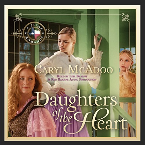 Daughters of the Heart audiobook cover art