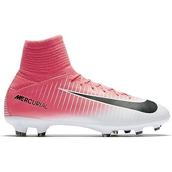 Racer Pink \u0026 Black/Soccer Cleats (US