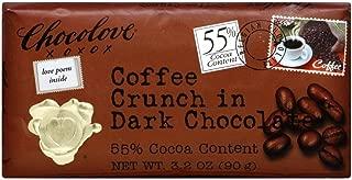 chocolove coffee crunch