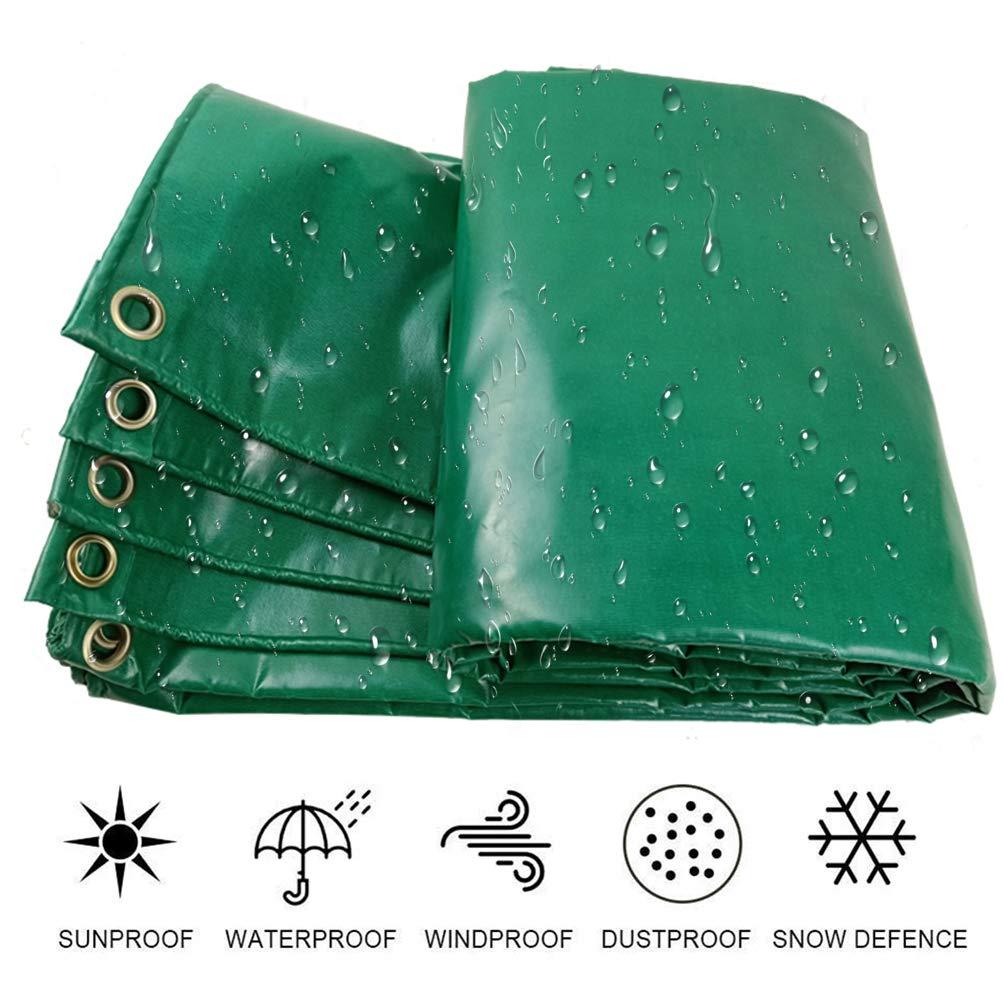 Braveheat 6m*10m Lona,Impermeable Tela de Protección Solar, Lonas para Piscinas impermeabilizante,Techo, Bote, jardín, Carpa toldo de Tela del Camión 470g/m² Techo Lona Impermeable Exterior: Amazon.es: Hogar
