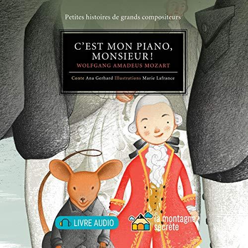 Couverture de C'est mon piano, monsieur!