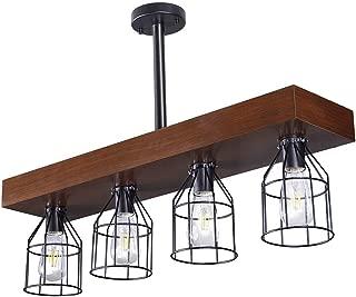 Best farmhouse island light fixtures Reviews