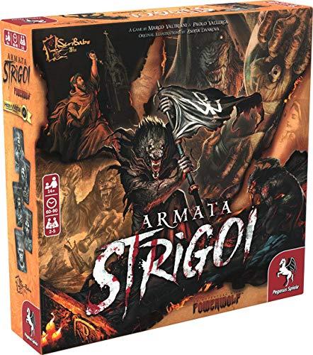Pegasus Spiele 57700G - Armata Strigoi - Das Powerwolf Brettspiel