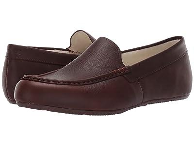 VIONIC Tompkin (Brown Leather) Men