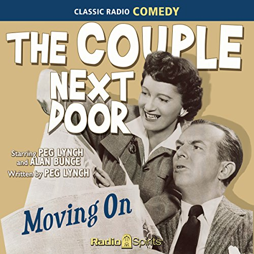 The Couple Next Door: Moving On cover art