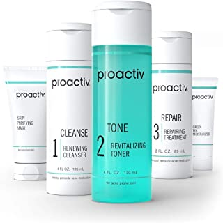 Proactiv 3 Step Acne Treatment - Benzoyl Peroxide Face Wash, Repairing Acne Spot Treatment For Face And Body, Exfoliating ...