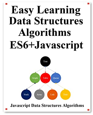 Easy Learning Data Structures & Algorithms ES6+Javascript: Classic data structures and algorithms in ES6+ JavaScript
