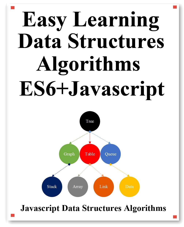 Easy Learning Data Structures & Algorithms ES6+Javascript: Classic data structures and algorithms in ES6+ JavaScript