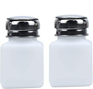e1eaaef28ab4 Amazon.com: pump dispenser bottle for nail art acetone polish makeup ...