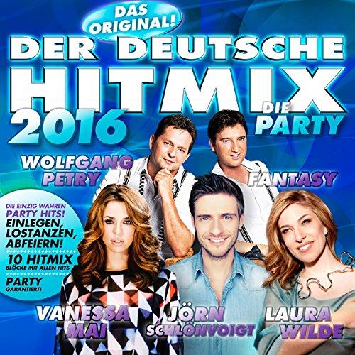 Der Deutsche Hitmix-die Party 2016