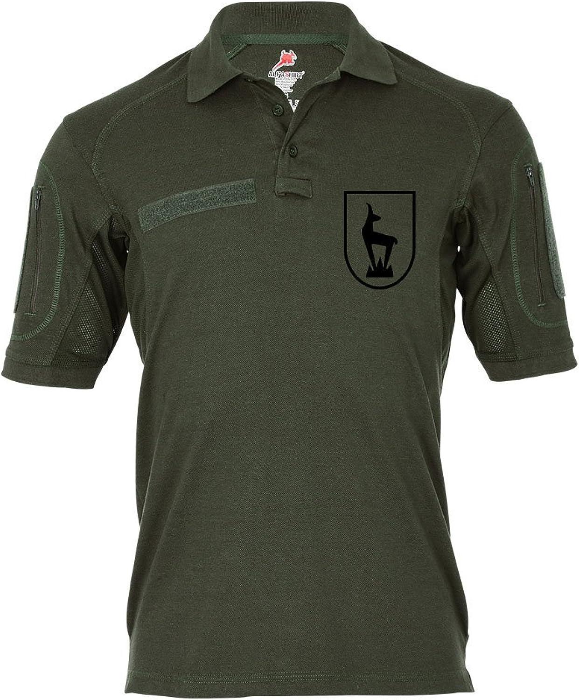 Tactical Poloshirt Alfa Horrido Gams Mountaineer Capricorn hunter Military Bw