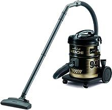 HITACHI Vacuum Cleaner 1600 Watts, 15 Liters,Black - CV940Y-SS220-BK