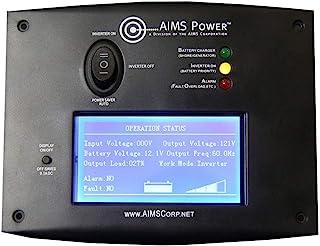 سوئیچ از راه دور AIMS Power REMOTELF با صفحه مانیتور LCD