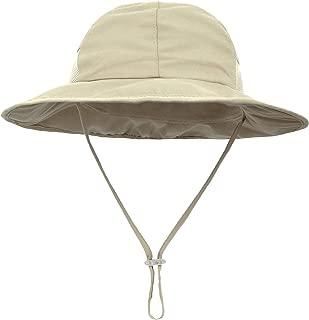 Sun Hat Baby Toddler Kids 50+ UPF Sun Protective Wide Brim Bucket Hat