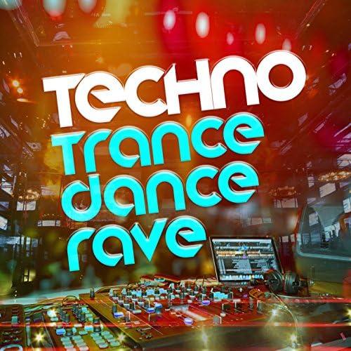 Trance, Minimal Techno & Techno Dance Rave Trance