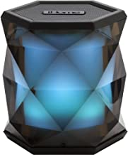 iHome iBT68 Color Changing Rechargeable Bluetooth Wireless Speaker with Speakerphone