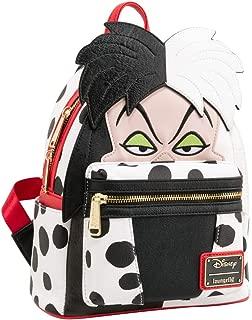 Loungefly Disney 101 Dalmatians Cruella de Vil Mini Backpack