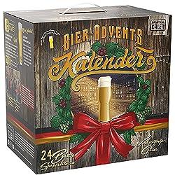 Adventskalender für Erwachsene Bier