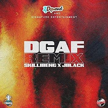 Dgaf (Remix)