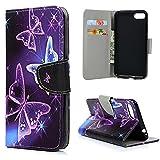 BADALINK Etui Cuir en TPU pour ASUS ZenFone 4 Max ZC554KL Silicone Relief Souple Scratch Cas de Téléphone Peint Coloré Housse...
