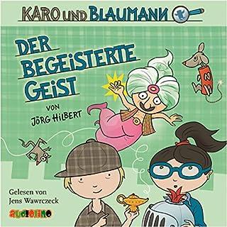 Der begeisterte Geist (Karo und Blaumann 3) Titelbild