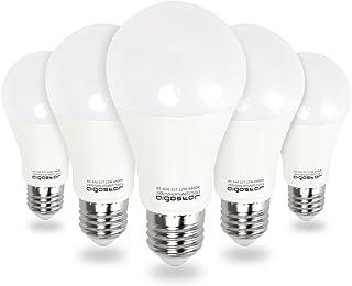 Aigostar - Bombilla LED E27 12W, Luz Blanca Fría 6400K,1020