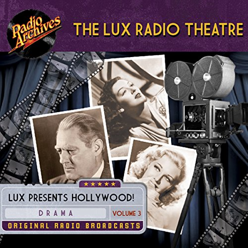 Couverture de Lux Radio Theatre - Volume 3