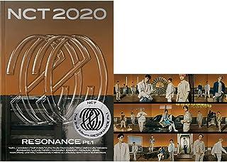 NCT 2020 Resonance Pt. 1 Album PreOrder (The Future Version) CD+Folding Poster+Photo Book+Lyrics Poster+Photo Card+Yearboo...