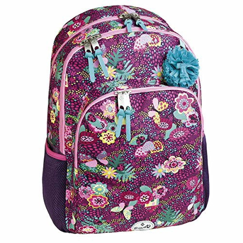 mochila escolar doble GARDEN by BUSQUETS