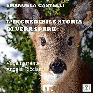 L'incredibile storia di Vera Spark copertina