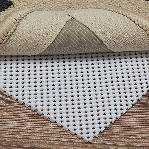TINGLU NonSlip Rug Pad 2 x 8 Ft Extra Thick Rug Gripper Pad for Any Hard Surface Floors Keep Your Rugs Safe and in Place