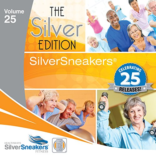 Silver Sneakers Vol 25 - The Silver Edition