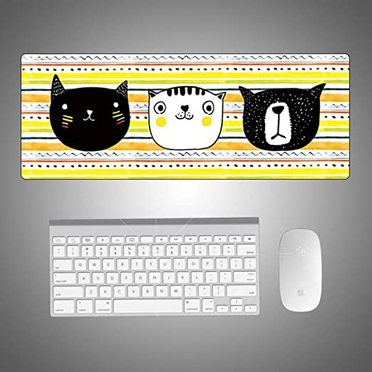 Creativa Gran Alfombrilla de ratón generación tapete de Mesa ...