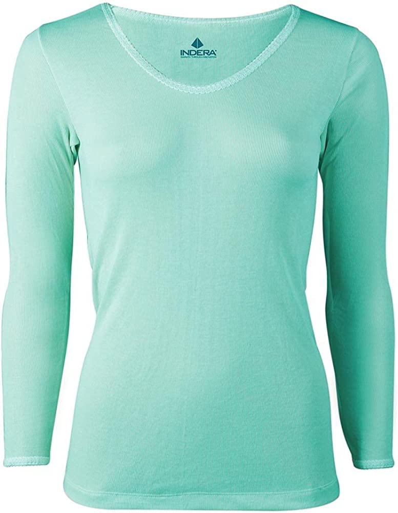 Indera - Womens HydroPur Thermal Top 4500LS