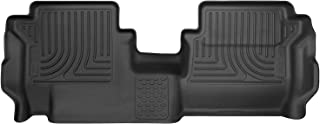 Husky Liners Fits 2014-19 Ford Transit Connect with 2nd Row Bench Seat Weatherbeater 2nd Seat Floor Mat