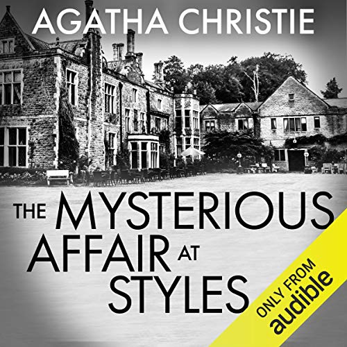 The Mysterious Affair at Styles  By  cover art