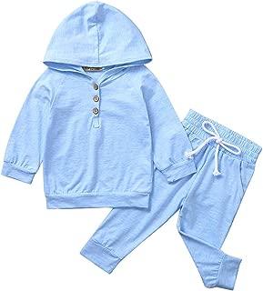 WEXCV Baby Bekleidungsset 2 St/ück Kinder Lange /Ärmel M/ädche Gitter Puppenkragen Strickwaren Tops Stricken Rock Herbst und Winter Cute Kleidung Set 3-9 Jahre