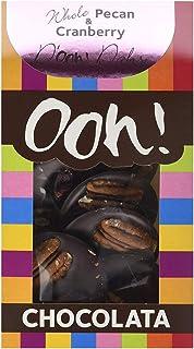 Ooh! Chocolata Whole Pecan & Cranberry D'ooh! Dahs Dark Chocolate Discs (1 Pack)