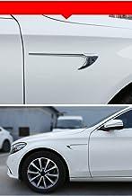 Monland Bright Adesivi per Auto Esterni Decorativi Modificati con Barra Posteriore Nera Adatto per Mercedes Classe a W176 A200 A250 A45 Amg 2013-2016