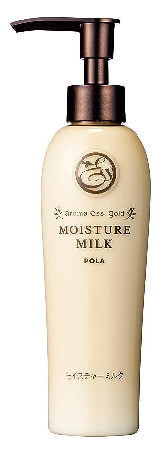 政治的国籍粘性のPOLA ポーラ アロマエッセゴールド モイスチャーミルク 乳液 200ml
