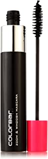 Colorbar Zoom and Whoosh mascara, Black Sin, 9 ml