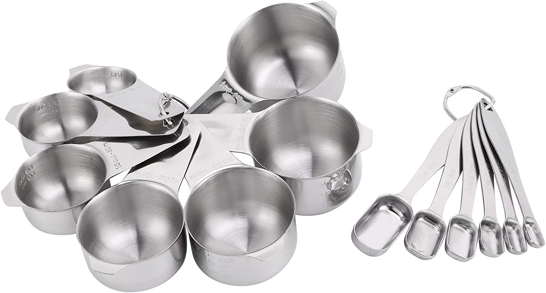 Luxury goods Measuring Spoon Measurement Overseas parallel import regular item Tool Narrow 13pcs Design Set Kitch