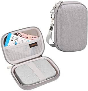 Canboc Shockproof Carrying Case Storage Travel Bag for HP Sprocket Portable Photo Printer and (2nd Edition) / Polaroid Zip...