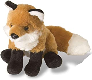 Wild Republic Red Fox Plush, Stuffed Animal, Plush Toy, Gifts For Kids, Cuddlekins 8 Inches