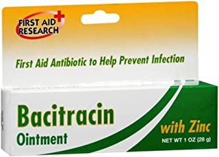 BACITRACIN-ZINC OINT *FAR Size: 1 OZ
